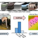 Optical Flowを用いることで静止画からの動作推定が向上
