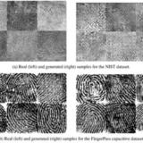 指紋認証デバイスで多数の指紋に一致する、GANによる合成指紋「DeepMasterPrints」