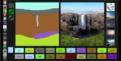 NVIDIA、スケッチから本物のような風景画像をリアルタイムで変換できるGauGANを発表