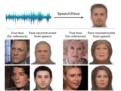 素敵な声のあの人はどんな顔 !?MIT声から顔を予測するモデルを発表
